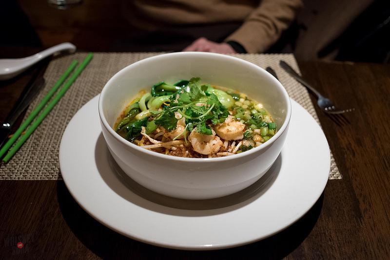 Shrimp Soup at Hiro