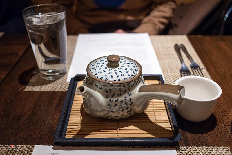 Tea at Hiro