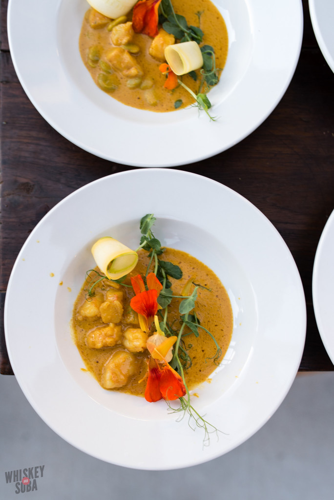 Shrimp Fat Curry by Chef Chris Bailey