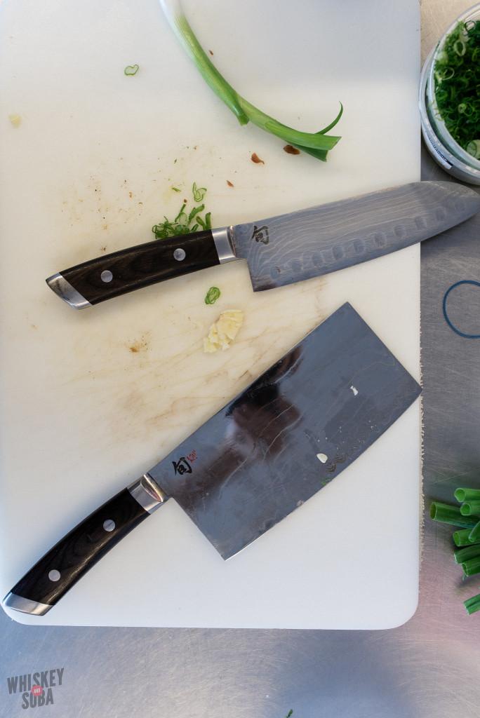 Nudo Ramen Qui Tran Knives