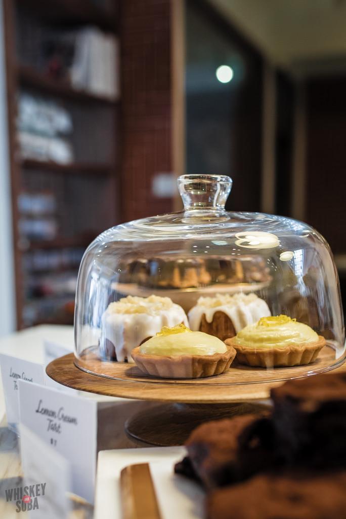 Plain Vanilla Tiong Bahru Lemon Tart Singapore