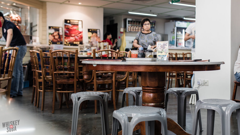 Wee Nam Kee Singapore Interior