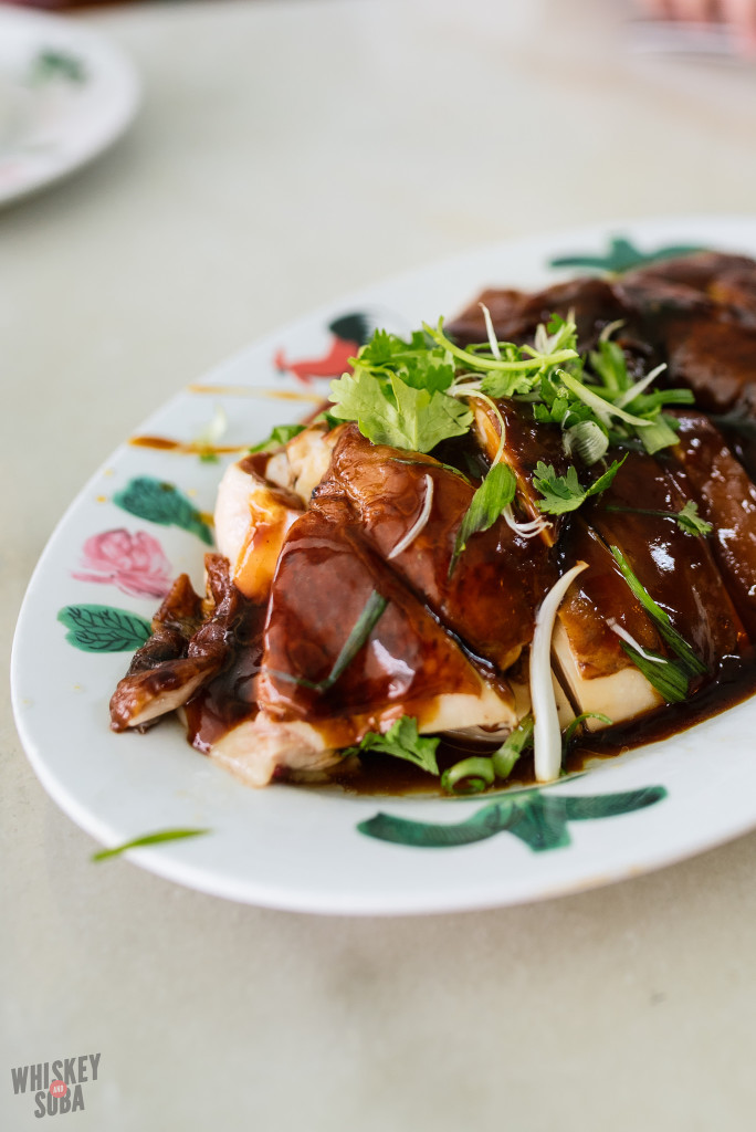 Wee Nam Kee Singapore Roasted Chicken