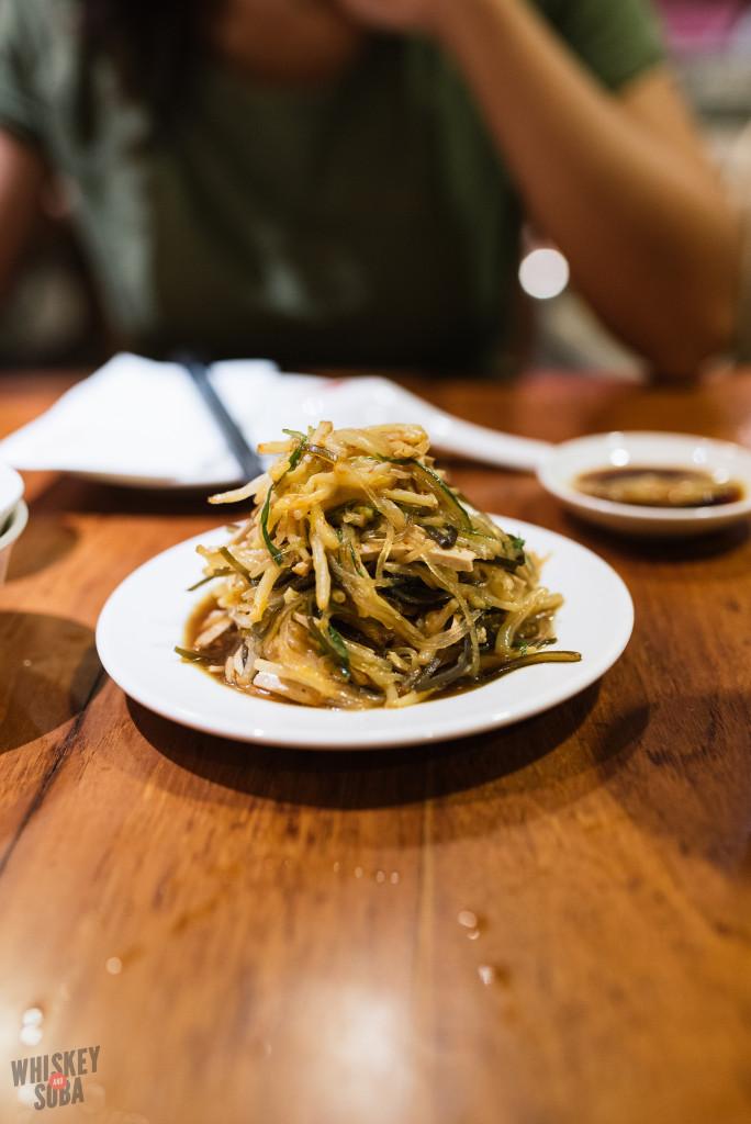 Din Tai Fung Singapore Oriental Salad