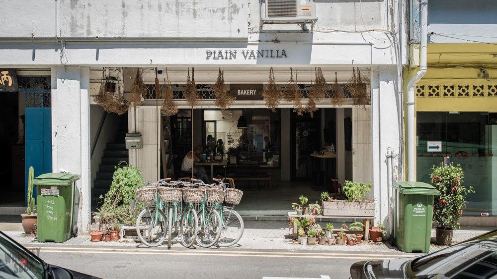 Tiong Bahru Singapore Plain Vanilla