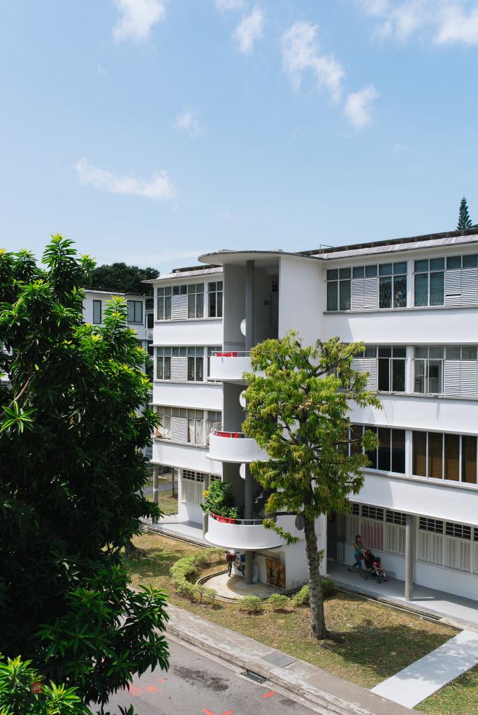Tiong Bahru Singapore Art Deco