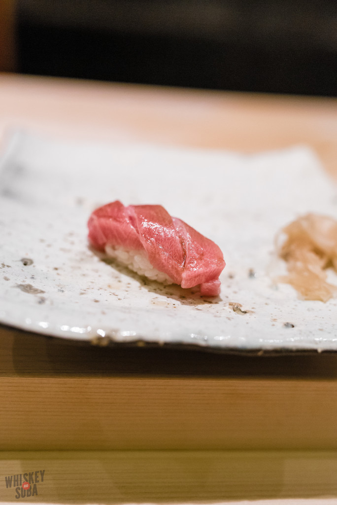 Otoro Tuna at Shinji by Kanesaka