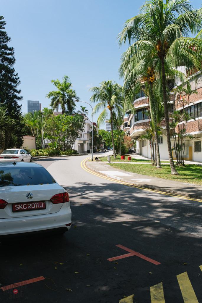 Tiong Bahru Singapore Center