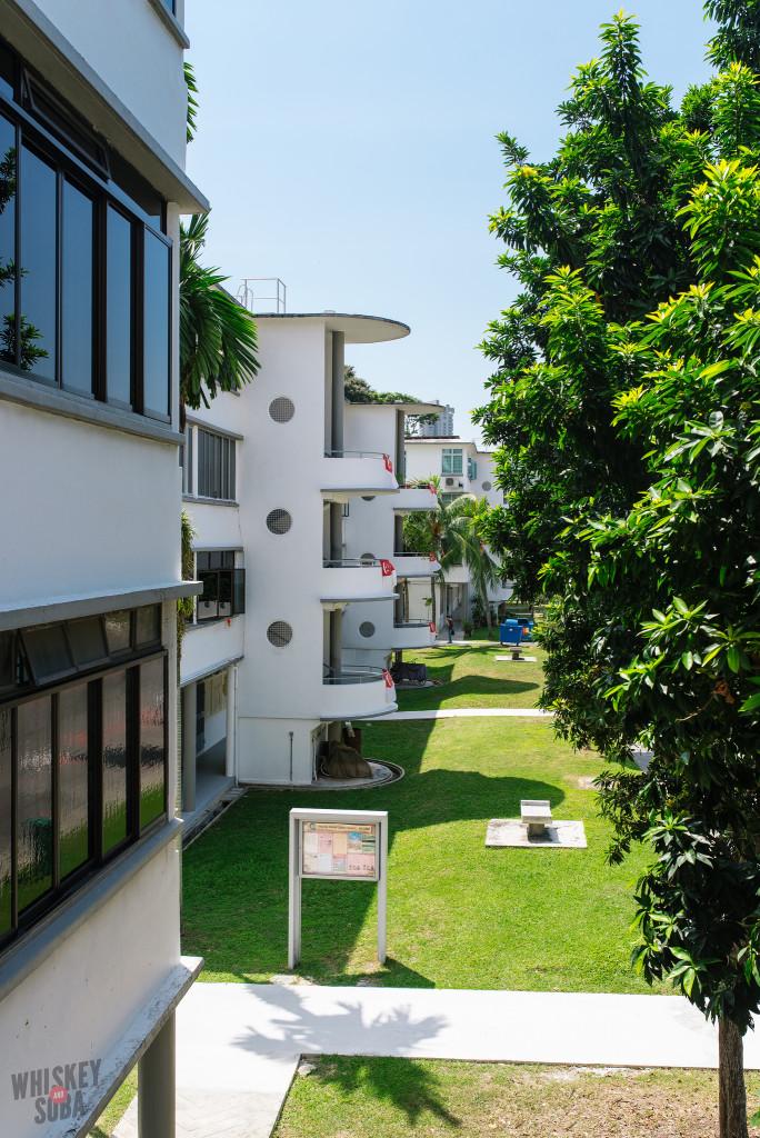 Tiong Bahru Singapore Architecture
