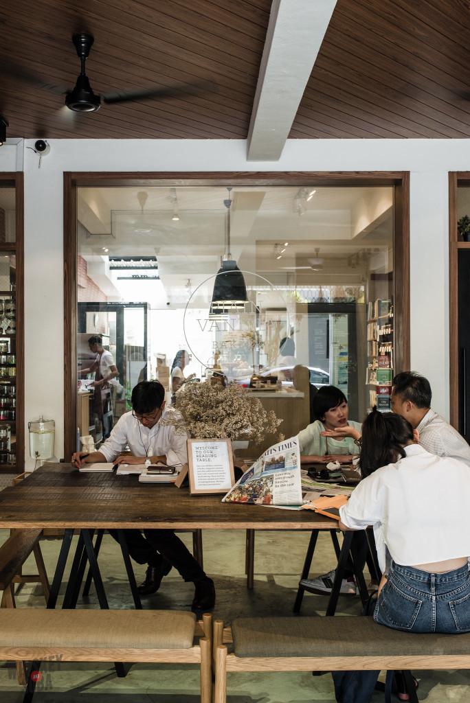 Tiong Bahru Singapore Plain Vanilla Patio