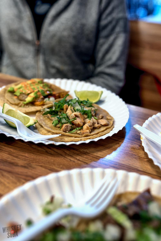 la tejana taqueria st.louis chicken tacos
