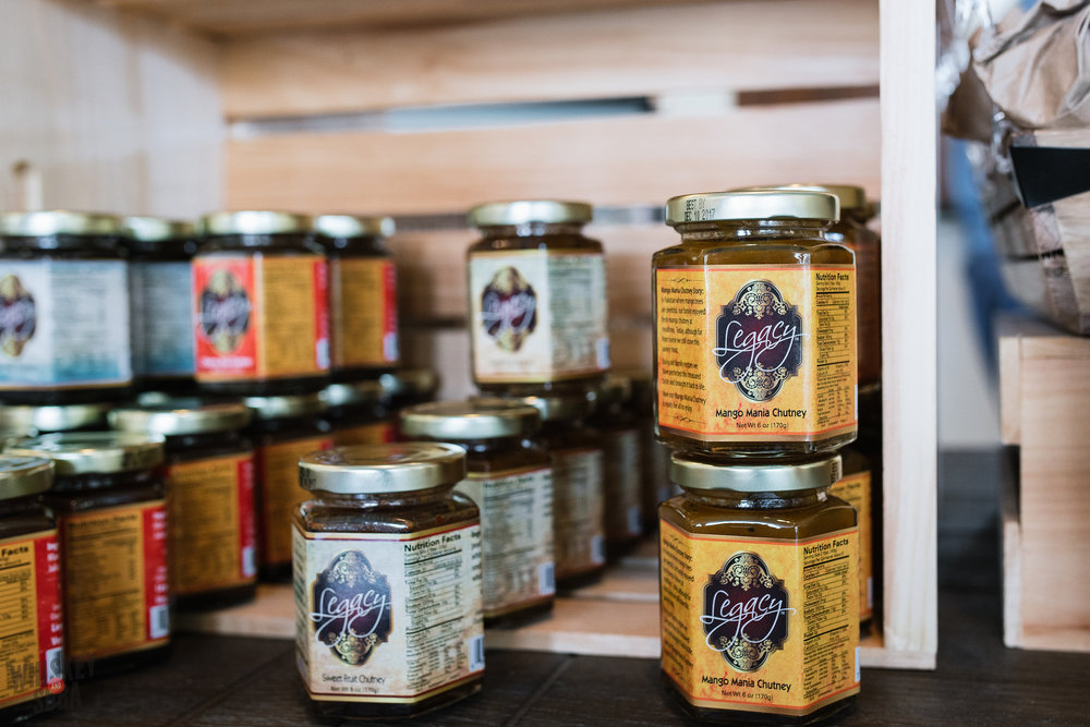 Larder and Cupboard St. Louis Legacy Chutney