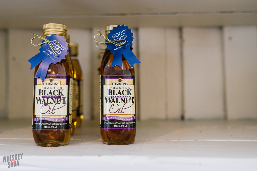 Larder and Cupboard St. Louis Black Walnut Oil