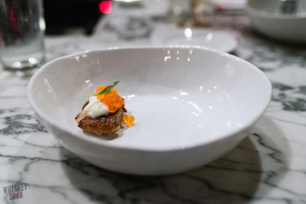 randolfi's diversions beer potato caviar