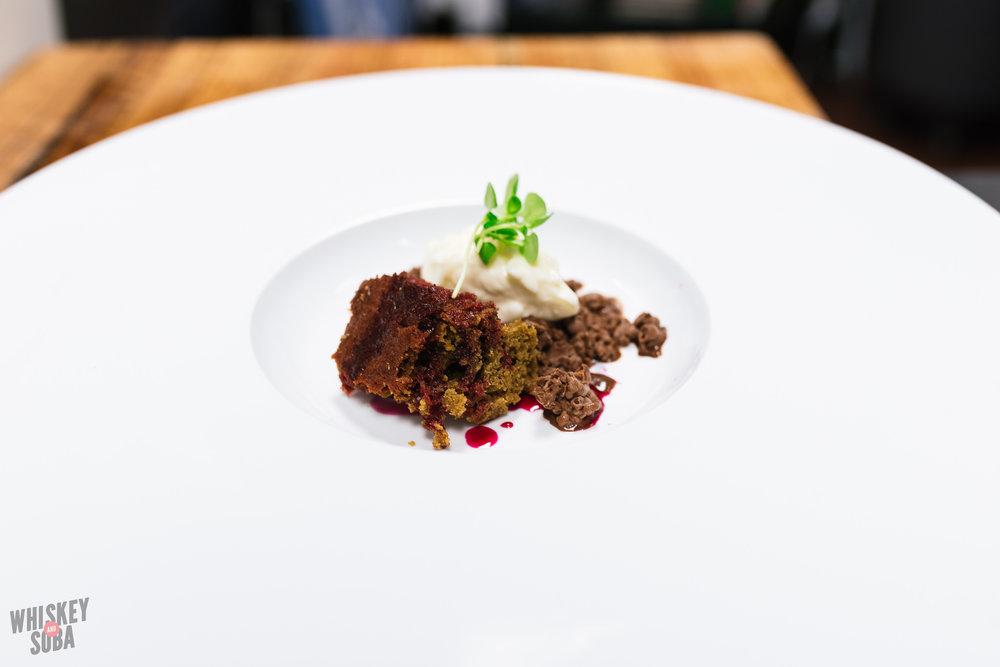 randolfi's diversions beet chocolate cake
