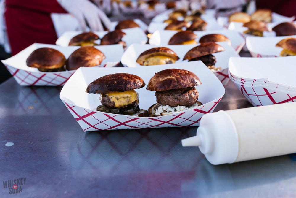 bolyard's burger battle sliders