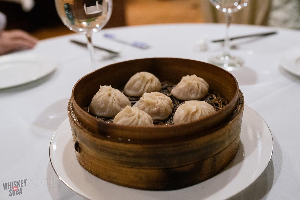 private kitchen soup dumplings