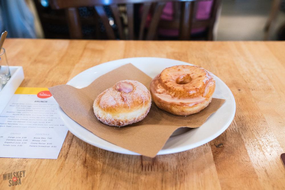pastaria st.louis bomboloni donut