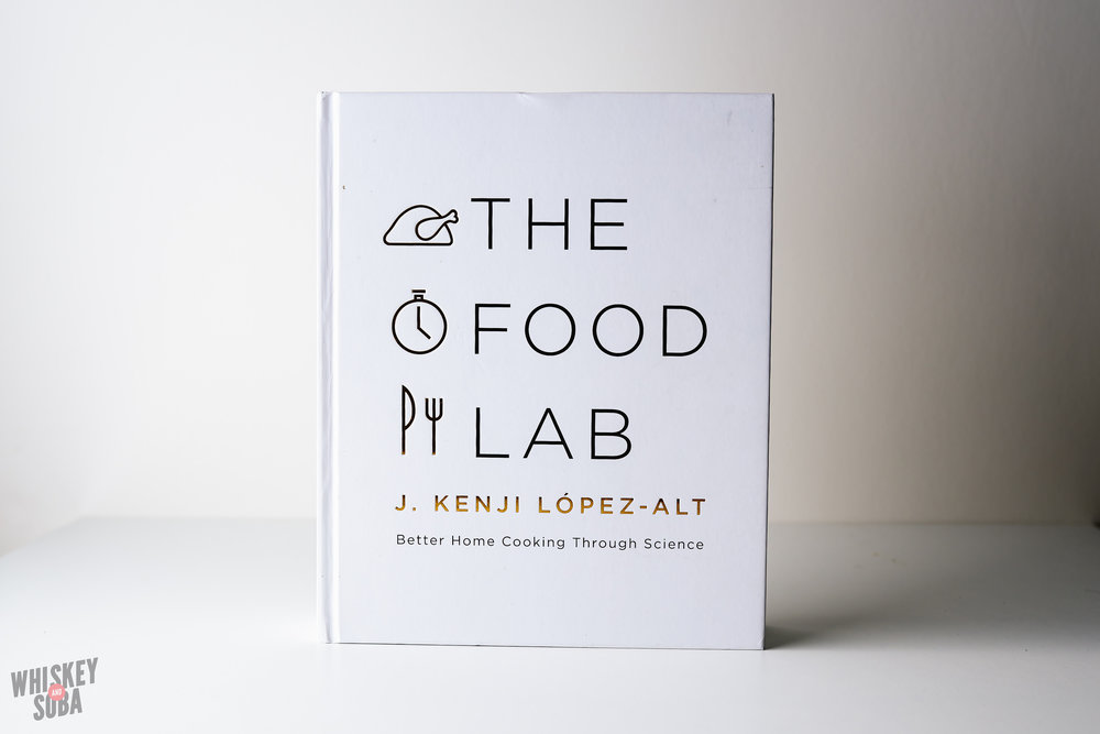 the food lab cookbook kenji