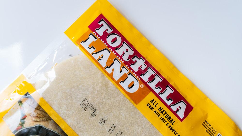 tortillaland tortillas