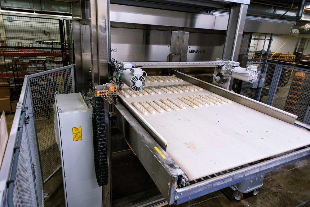 deck ovens Companion Bakery