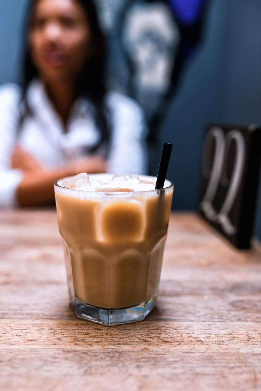 Chai Latte at Slipstream