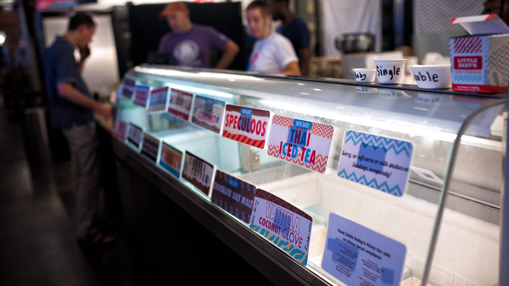 Ice Cream at Union Market