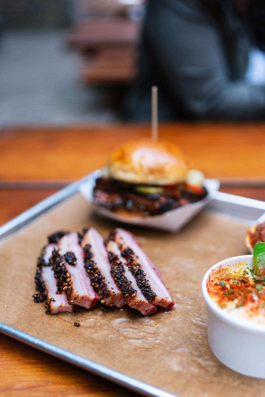 Pork belly -