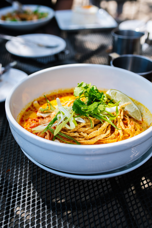 1. Khao Soi - Fork & STix