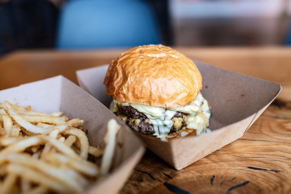 Brasswell Burger