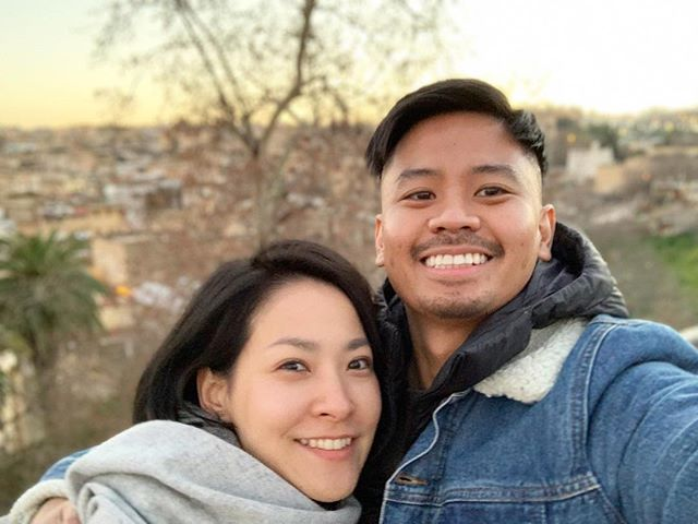 Thank u all for the sweet & savory DMs and thoughts/prayers. The locals have now begun calling me Kim Jong Un. #fes #honeymoon #haircutgate #haircutmoon