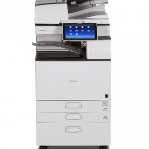 MP 4055 Black and White Laser Multifunction Printer