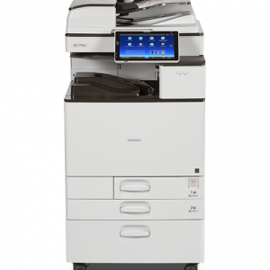 MP C2504ex Color Laser Multifunction Printer