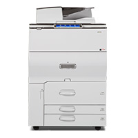 MP C6503 Color Laser Multifunction Printer