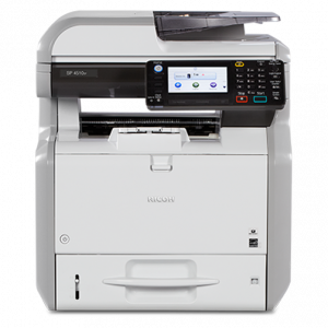 SP 4510SF Black and White Multifunction Printer