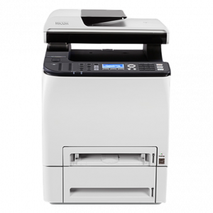 SP C250SF Color Laser Multifunction Printer