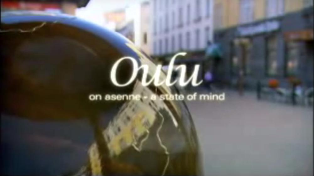 Oulu a State of Mind / Klaffi Productions