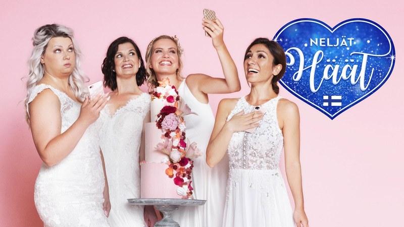 Four Weddings Finland, season 2 / ITV Studios Finland