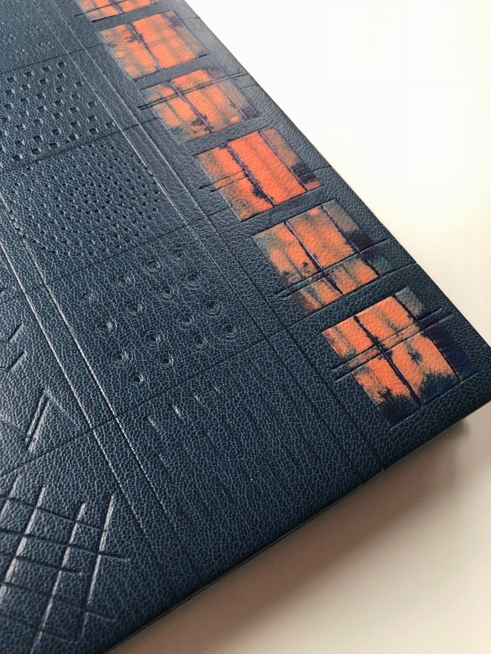 fine binding design process