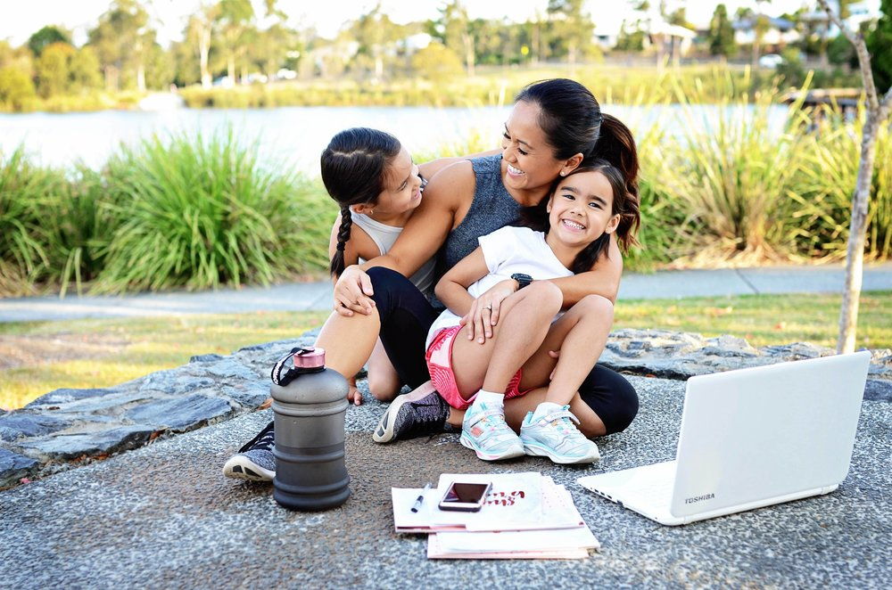 A unique model for mums. - Every element of the YMF model has been designed around the needs of mums. Being a mum yourself places you perfectly to support, guide and encourage your members. Your knowledge, experiences and empathy will make your community a place of inspiration for members and financial success for you.