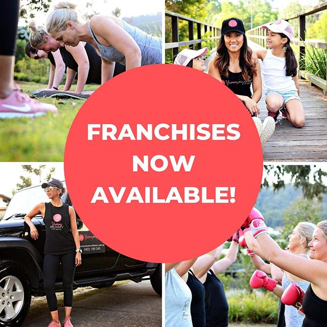 CALLING ALL PERSONAL TRAINERS 📢 Yummy Mummy Fitness now has FRANCHISES AVAILABLE! For the first time ever, we are providing one of the only business opportunities where BEING A MUM IS AN ASSET! Our franchise system has been developed for mums who are personal trainers (or who want to be a personal trainer) who are looking for genuine work opportunities that is flexible to the needs of motherhood. You do not need to choose over work or family, owning a Yummy Mummy Fitness franchise means you can have it all! For more information, visit our website or email franchise@yummymummyfitness.com.au.⠀ ⠀ #yummymummyfitness #mummyfitness #mumfitness #fitmums #postnatalfitness #postnatalexercise #mumsandbubsfitness #healthymummy #franchiseopportunities #fitnessfranchise #personaltrainers #femalepersonaltrainer #bossmum #businessmums #mumbusiness #mumpreneneurs