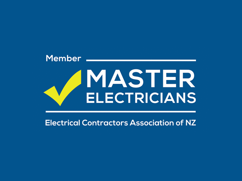 MASTER ELECTRICIANS - Peak Electrical are members of ECANZ (Electrical Contractors of NZ). Using an ECANZ Master Electrician means electrical work carried out is covered by the Master Electricians free guarantee.