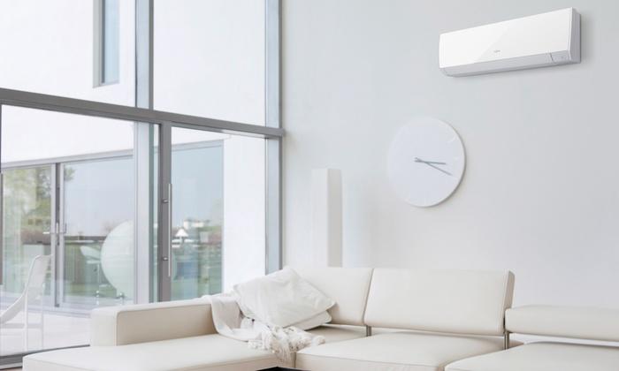 Fujitsu Heat Pump install