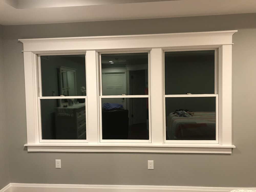 How to Install Craftsman Style Trim!