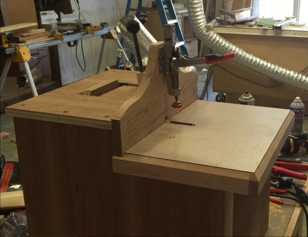 How to Build a DIY Pocket Hole Cutter!