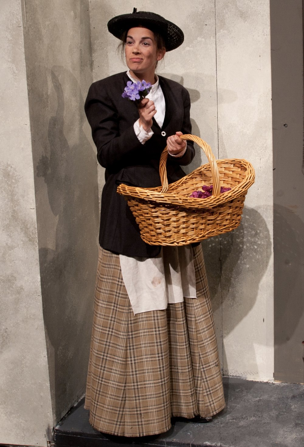 "ELIZA DOOLITTLE in ""Pygmalion"""