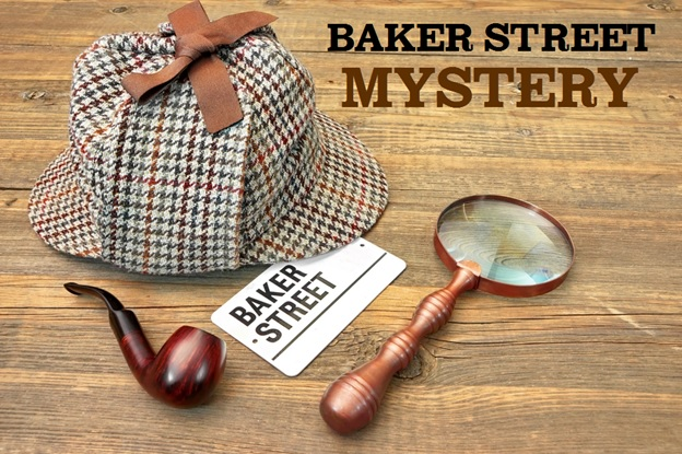 Baker Street mystery - This Sherlock Holmes inspired escape room challenges players to dismantle the notorious Baker Street Five, a high-profile gang that has been terrorizing Victorian London. Can you and your team carefully observe your surroundings, pick up on the subtlest of clues, and correctly piece together the information to identify the members of the Baker Street Five before the trail grows cold?Difficulty: 10/10Number of Players: 2-8