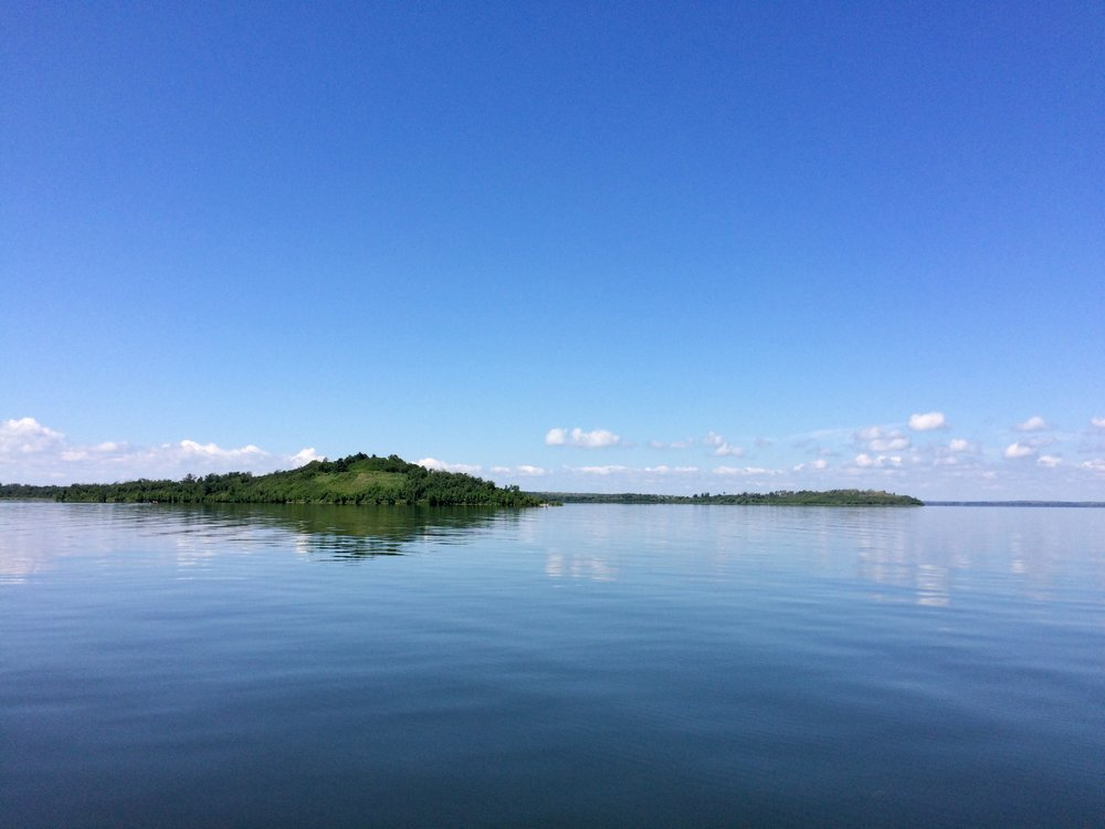 Lac La Biche, Alberta (photo by:  @thelotusproject )