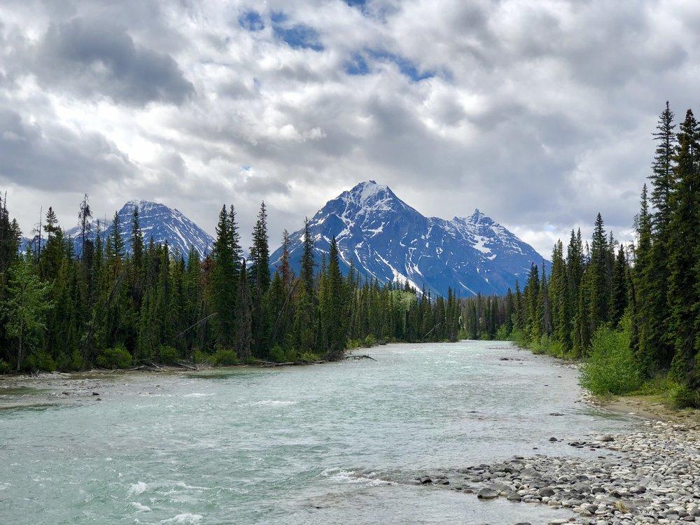 Jasper National Park (photo by:  @thelotuspage )