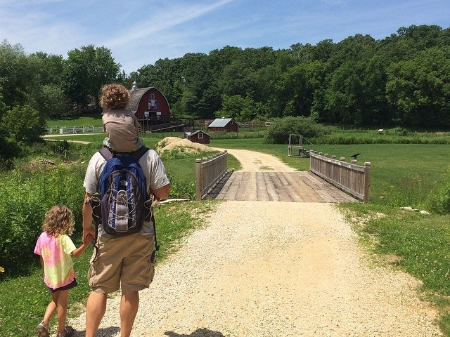 Decorah - An outdoor lover's dream town located in the Driftless region of Iowa